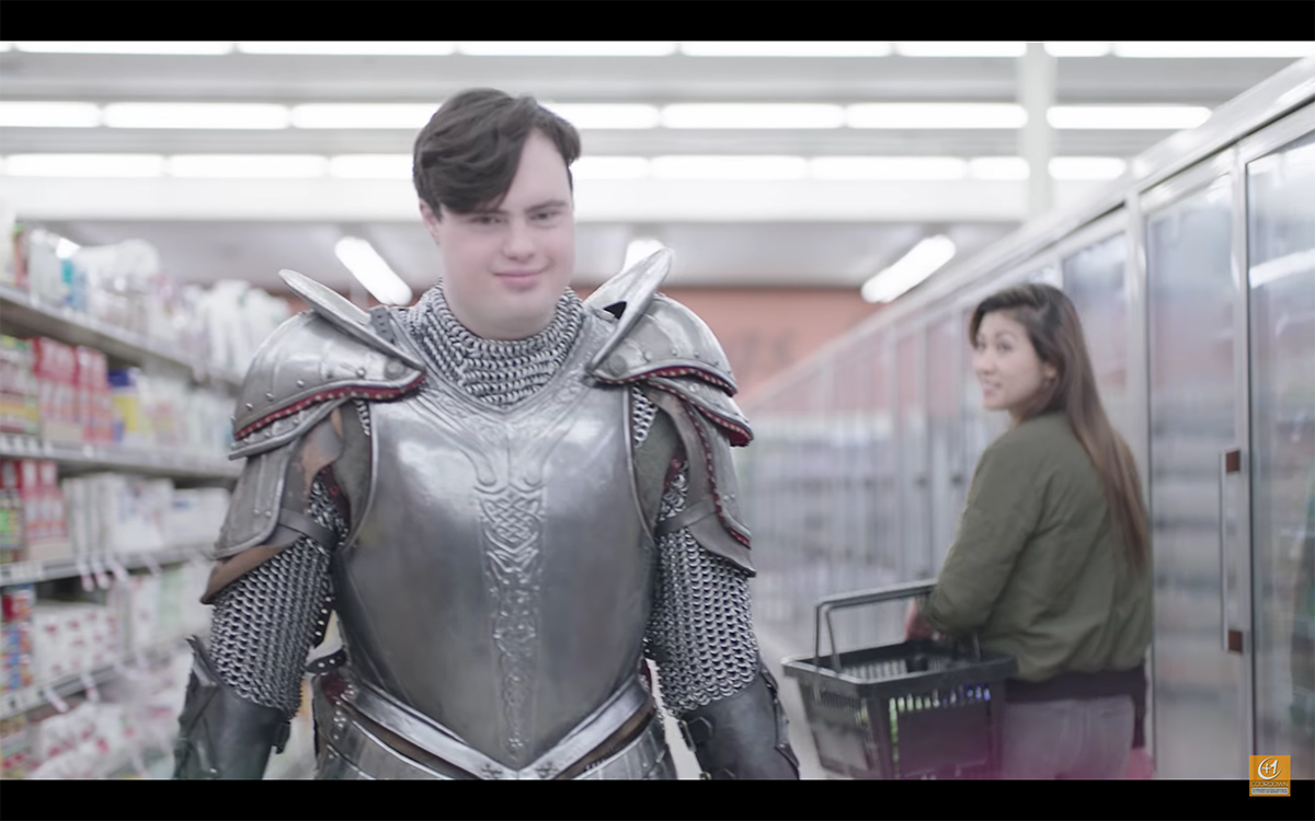 If we needed to wear a giant suit of armour...